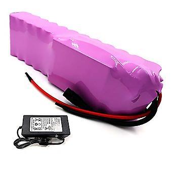 10.5ah 7s3p 24v Batterij E-bike Ebike Elektrische Fiets Li-ion Aanpasbare 210x70x50mm