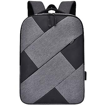 Straight Backpack For College Student's With Usb Port