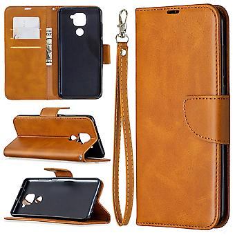 Leather Cover For Xiaomi Redmi Note 9