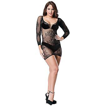 Удобный черный Сексуальный белье женщины кружева нижнее белье