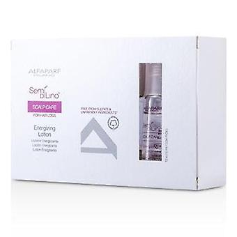 Alfaparf Semi Di Lino Scalp Care Energizing Lotion (for Hair Loss) - 12x10ml/0.34oz
