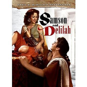 Sansão e Dalila [DVD] EUA importar
