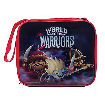 Polar Gear World of Warriors Rectangular Lunch Bag
