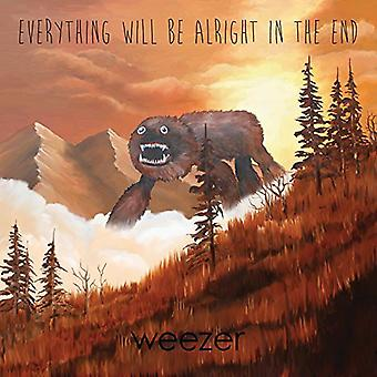 Weezer - Everything Will Be Alright in the End [Vinyl] USA import