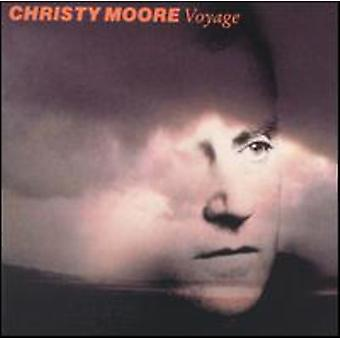 Christy Moore - importation USA Voyage [CD]