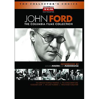 John Ford: The Columbia Films Collection [DVD] USA import