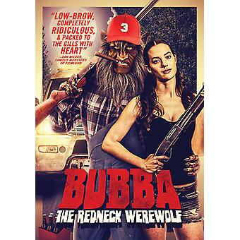 Importación de Bubba los E.e.u.u. Redneck hombre lobo [DVD]