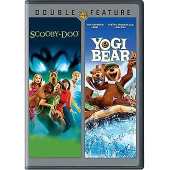 Scooby-Doo/Yogi Bear [DVD] USA import