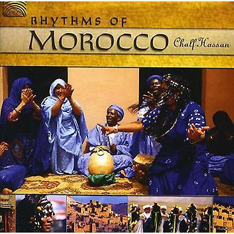 Chalf Hassan - Rhythms of Morocco [CD] USA import