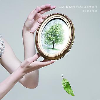 Edison - Familiar Spirit [Vinyl] USA import