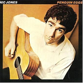 NIC Jones - Pinguin Eiern [CD] USA import