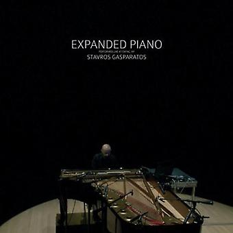 Stavros Gasparatos - utvidet Piano [DVD] USA import