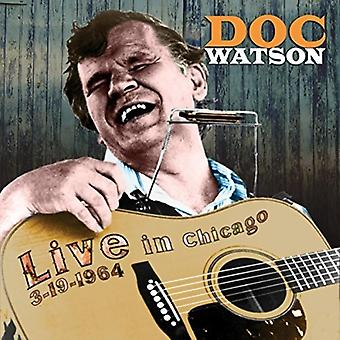 Doc Watson - Live From Chicago March 1964: 1 [CD] USA import