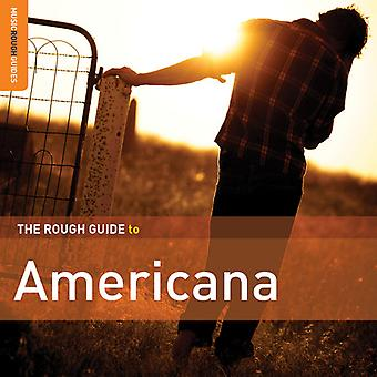 Rough Guide to Americana - Rough Guide to Americana (Second Edition [CD] USA import