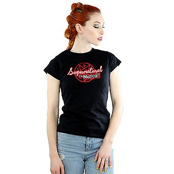 Supernatural Women's The Musical T-Shirt