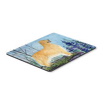 Carolines Treasures  SS8607MP Golden Retriever Mouse Pad / Hot Pad / Trivet
