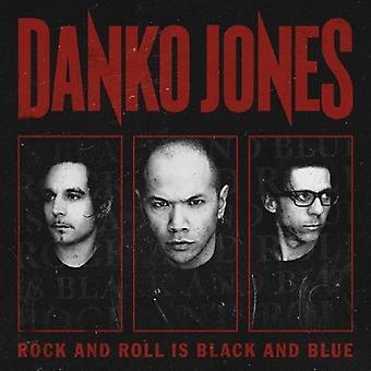 Danko Jones - Rock & Roll Is Black & Blue [CD] USA import