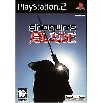 Shoguns Blade (PS2) - As New