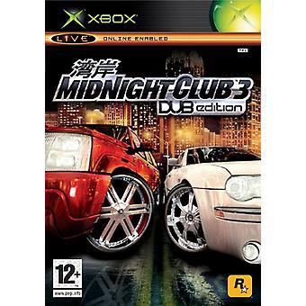 Midnight Club 3 DUB Edition (Xbox) - Neu