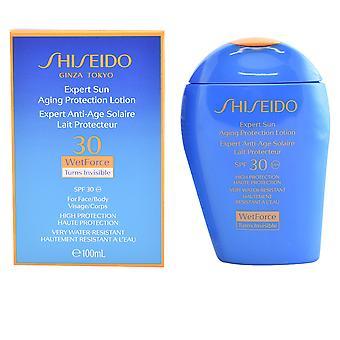 Shiseido expert duminica imbatranire lotiune de protectie Spf30 100 ml unisex