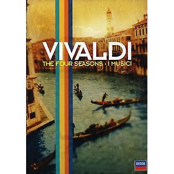A. Vivaldi - quatre saisons [DVD] USA import