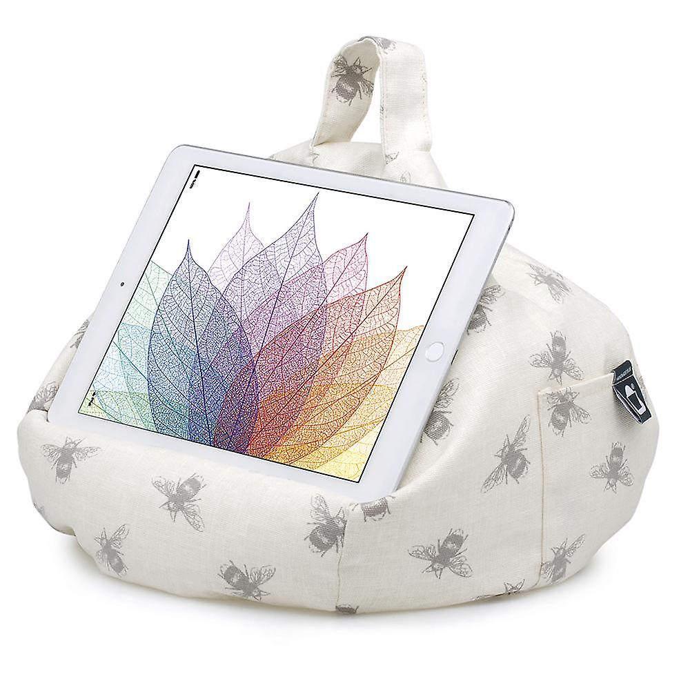 Ipad, tablet & ereader bean bag stand by ibeani - bees
