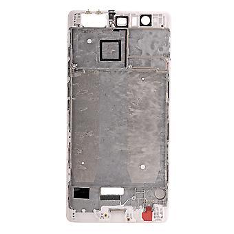 Voor Huawei P9 Plus -LCD Frame Bezel Plate - wit