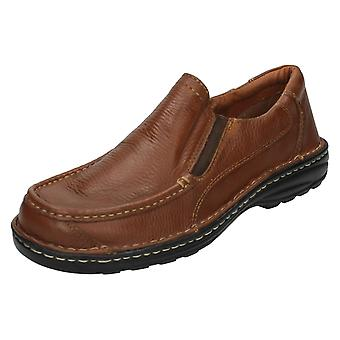 Mens Spot On Casual Shoes
