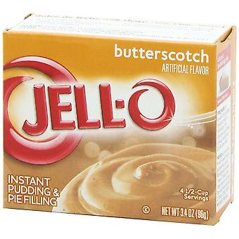 Jello Butterscotch Instant Pudding & Pie vulling Mix