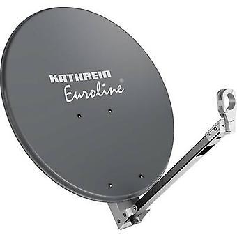Antenna SAT Kathrein KEA 650 65 cm materiale riflettente: grigio alluminio