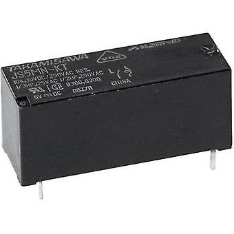Fujitsu JS-12N-K PCB relay 12 V DC 10 A 1 change-over 1 pc(s)