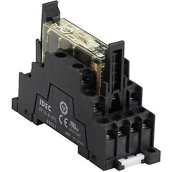 IDEC SF1V-6-07L Relais socket compatibel met serie: IDEC RF1V Series (L x b x H) 75 x 29,8 x 58,9 mm 1 PC (s)