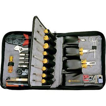Bernstein 2701 NETWORK Electrical contractors Tool bag (empty) (L x W x H) 320 x 250 x 100 mm