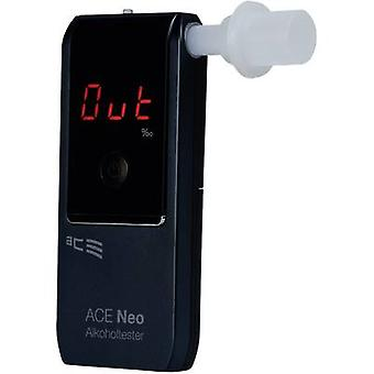 ACE Neo Breathalyser Navy 0 up to 4 ‰ Incl. display