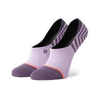 Stance Uncommon Invisible No Show Socks in Purple