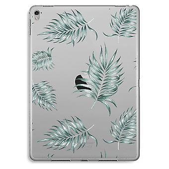 iPad Pro 9,7 tommers gjennomsiktig sak (myk) - enkle blader