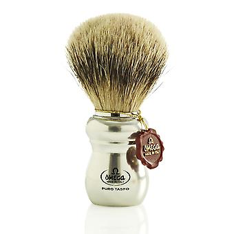 Omega 6652 1st Grade Super Badger Hair Shaving Brush