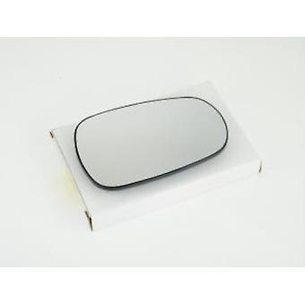 Linker/rechter spiegelglas (niet verwarmd) voor Renault MEGANE SCENIC 1997-1999
