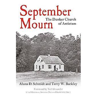 September Mourn - The Dunker Church of Antietam by September Mourn - Th