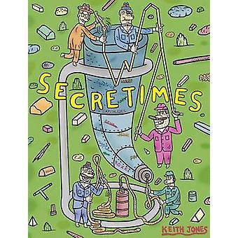 Geheime keer door Keith Jones - 9781770462380 boek