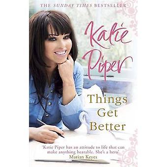 Asiat saavat paremmin Katie Piper - 9781780874791 kirja