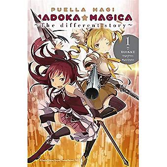 Puella Magi Madoka Magica: Olika berättelsen, Vol. 1