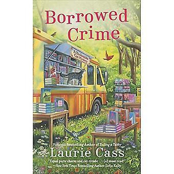 La criminalité emprunté: Un mystère de la Cat bibliobus