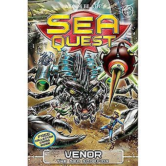 Zee Quest: 19: Venor de zee Schorpioen