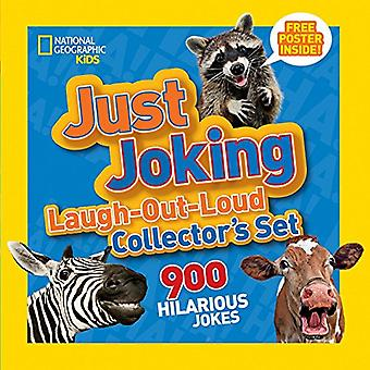 Just Joking Laugh-Out-Loud Collector's Set (Boxed Set) (Just Joking: National Geographic Kids)