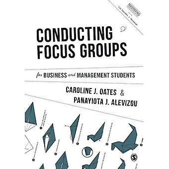 Durchführung von Fokusgruppen für Business und Management-Studenten