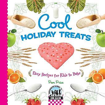 Cool vakantie behandelt: Easy Recepten voor kinderen om te bakken