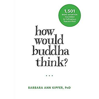 How Would Buddha Think?: 1,501 Right-Intention Teachings for Cultivating a Peaceful Mind (New Harbinger Following...