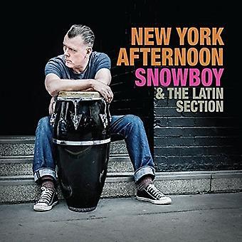 Snowboy & the Latin Section - New York Afternoon [Vinyl] USA import