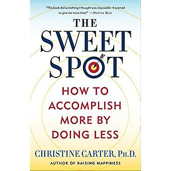 De Sweet Spot: Hoe meer bereiken door minder te doen